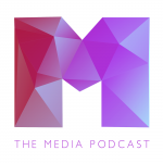 The Media Podcast logo