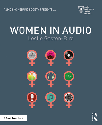 Women In Audio by Leslie Gaston-Bird book cover